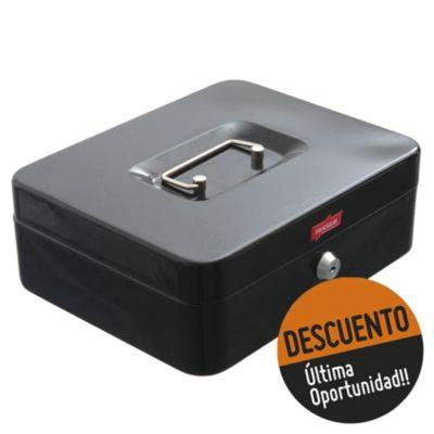 Caja porta-valor con llave 25 x 9 x 20