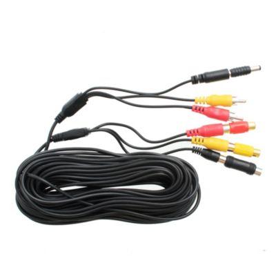 Cable alargador camara de seguridad