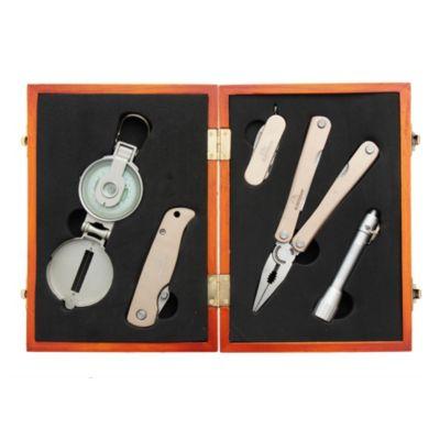 Kit de herramientas multifunción 5 piezas