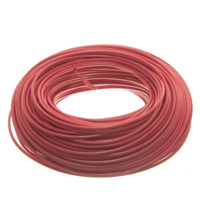 Cable unipolar 2.5 mm2 rojo 100 m