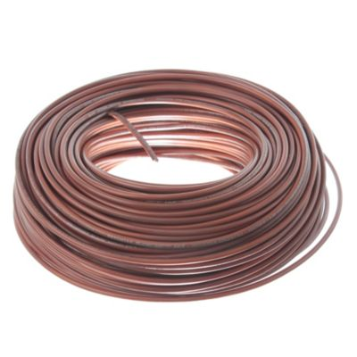 Cable unipolar 4 mm2 marrón 100 m