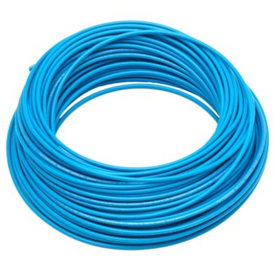 Cable unipolar 1.5 mm2 celeste 30 m