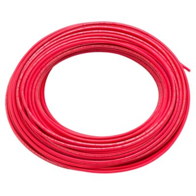Cable unipolar 1.5 mm2 rojo 30 m