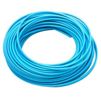 Cable unipolar 2.5 mm2 celeste 30 m