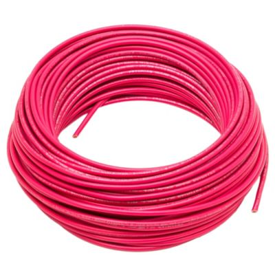 Cable unipolar 2.5 mm2 rojo 30 m