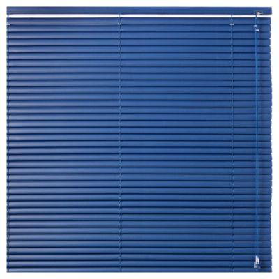 Cortina americana de PVC azul marino 80 x 165 cm