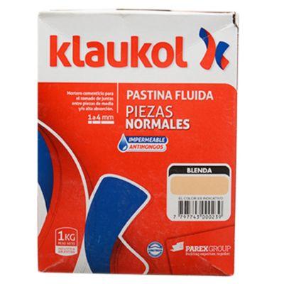 Pastina impermeable antihongo blenda 1 kg