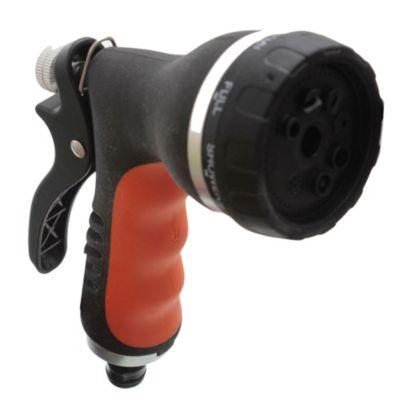 Pistola PVC goma 7 funciones