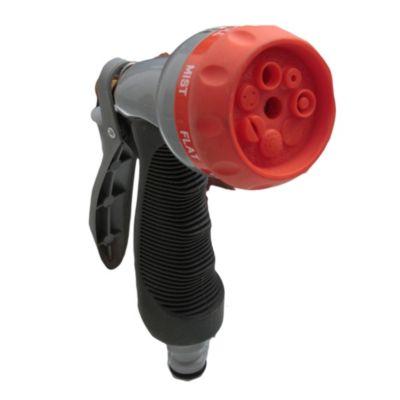 Pistola metálica con 7 funciones