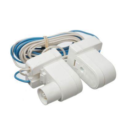 Juego de Zócalos cableados 105 W blanco