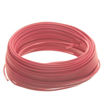 Cable unipolar 1 mm2 rojo 30 m