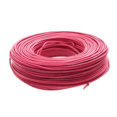 Cable unipolar 1.5 mm2 rojo 100 m