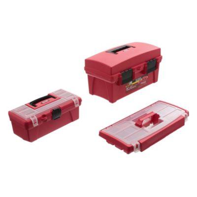 Cajas de herramientas plástica 16