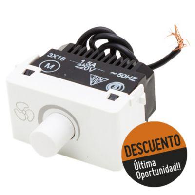 Módulo variador para ventilador blanco línea duna