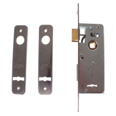 Cerradura para embutir liviana de seguridad par...