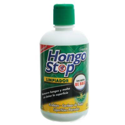 Gel limpiador anti hongos