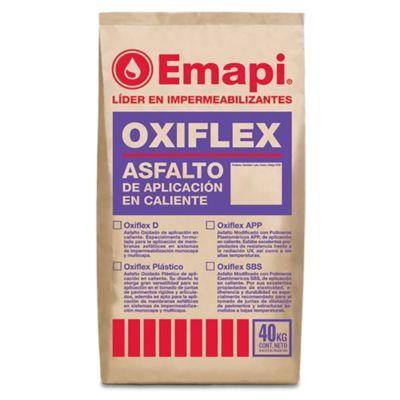Asfalto en panes oxiflex 40 kg
