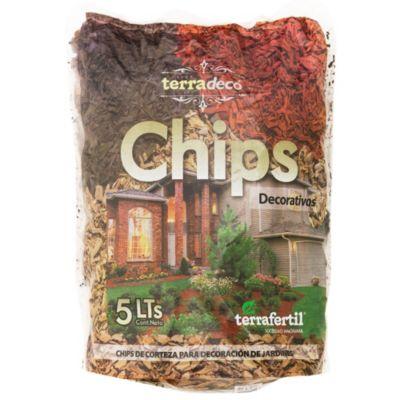 Chips decorativo por 5 l