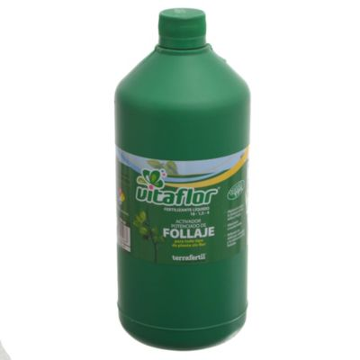 Fertilizantes liquido follaje 1000 cm3