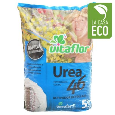 Fertilizante Solido Urea 46 5 Kg