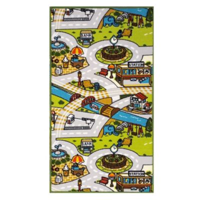 Alfombra child rug 100 x 140 cm