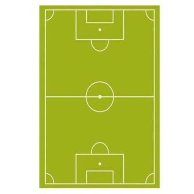 Alfombra futbol rug 140 x 200 cm
