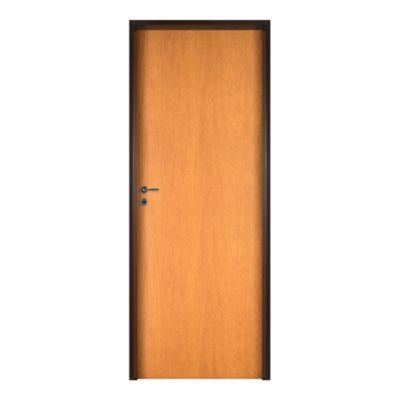 Puerta de interior cedro 80 x 200 x 10 cm derecha