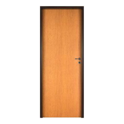 Puerta de interior cedro 80 x 200 x 10 cm izqui...
