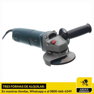 Amoladora angular 115 mm 850 w