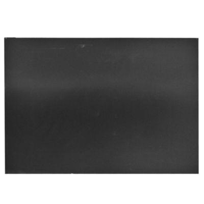 Folio mdf negro 3 mm 183 x 260 cm
