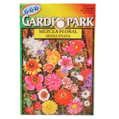 Semilla flores mezcla floral