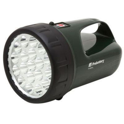 Linterna recargable 19 LED