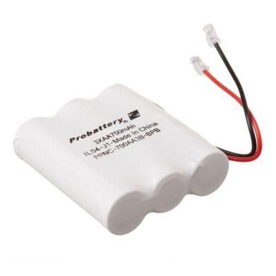 Batería para teléfono 3xAA 700ma ni-cd