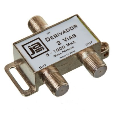 Derivador caTV 5-1000mhz 2v