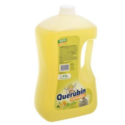 Detergente para vajilla líquido limón 4 l