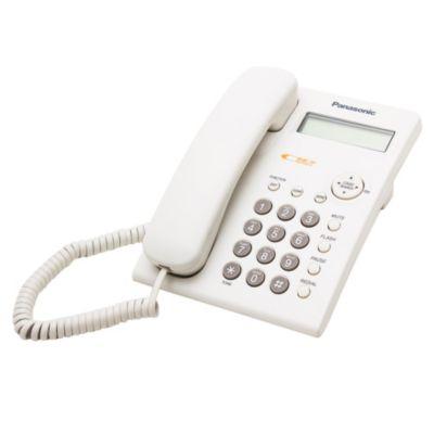 Teléfono de mesa con identificador de llamadas