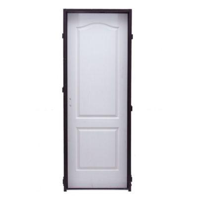Puerta de interior clásica 70 x 200 x 10 cm izquierda