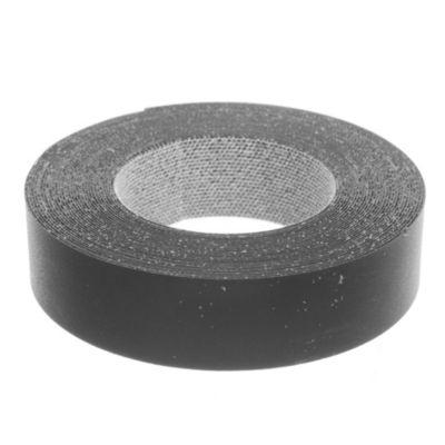 Tapacanto pre encolado 22 mm x 7 m negro