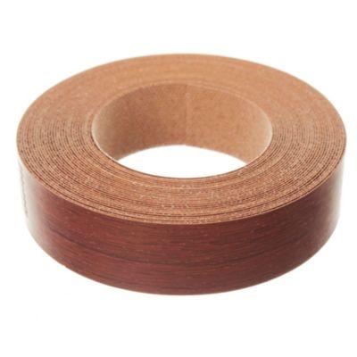 Tapacanto pre encolado 22 mm x 7 m cedro