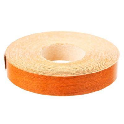Tapacanto pre encolado 22 mm x 15 m cedro