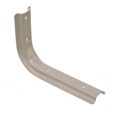 Soporte bracket blanco 10 x 15 cm