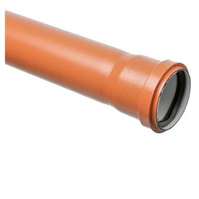 Tubo junta elástica 110 x 1 m
