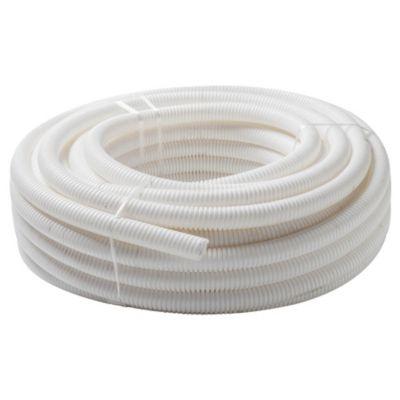 Caño corrugado flexible k32 1 1/4'' 25 m