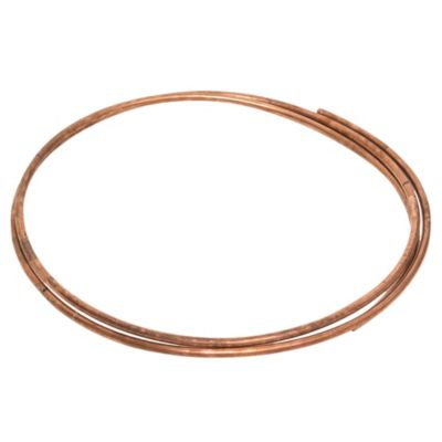 Caño de cobre refrigeración 1/2 x 4 m