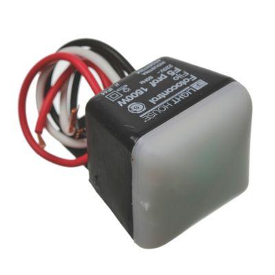 Fotocontrol universal fijo F5 1500 W 3 cables
