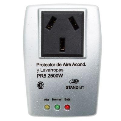 Protector de tensión para aire acondicionado / lavarropas 2.500 w