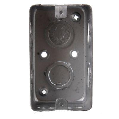 Caja de hierro rectangular 5 x 10 m