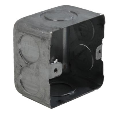 Caja de hierro mignón 6 x 6 x 4 cm