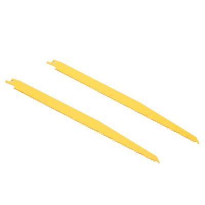 Hoja de sierra sable bi-metal para madera 12