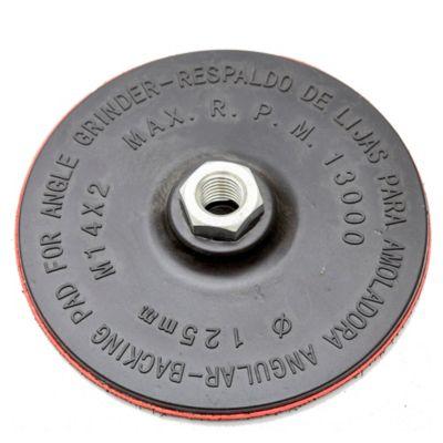 Disco respaldo de nylon con velcro 5